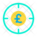 Pound Target Icon