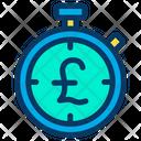 Pound Track Icon