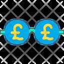 Pound Eye Finance Icon