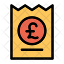 Pound Voucher Icon