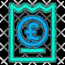 Pound Voucher Icon