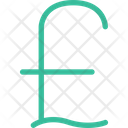 Pounds Currency Cash Icon