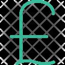Pounds Business Economy Icon