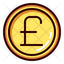 Poundsterling Pound Business Icon
