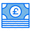 Poundsterling Money Currency Icon