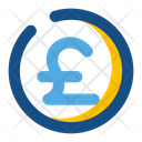 Poundsterling Poundstering Coin Money Icon