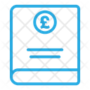 Poundsterling Book Icon