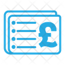 Poundsterling List Icon