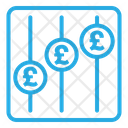 Poundsterling Statistic Icon