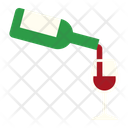 Pouring Wine Wine Bottle Wine Icon