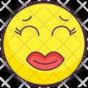 Pout Emoji Icon