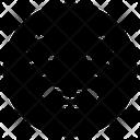 Pouting Face Icon