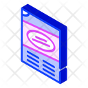 Powder Bag Package Icon