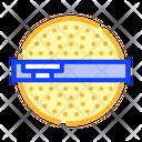Powder Ball Color Icon