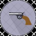 Black Powder Gun Icon