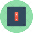 Power Switch On Icon