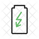 Power Saving Battery Icon