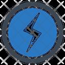 Power Energy Messenger Icon