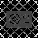 Power Supply Fan Icon