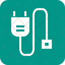 Power Cable Charging Icon
