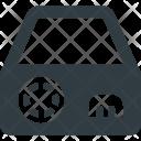 Power Source Ventilate Icon