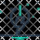 Power Energy Voltage Icon
