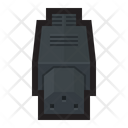 Power Plug Connection Icon