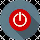 Power Button Off Icon