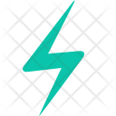 Power Bolt Charge Icon