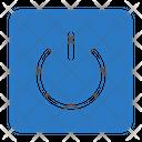 Power Shutdown Logout Icon