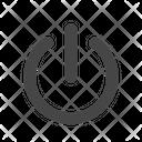 Off Shut Down Icon