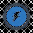Power Energy Electric Icon