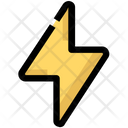 Bolt Electric Charge Icon