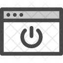 Power Standby Browser Icon