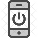 Power Standby Phone Icon