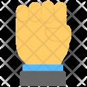 Fist Five Full Icon