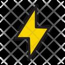 Power Flash Light Icon