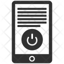 Phone Power Off Icon