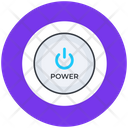 Power Switch Power Button Icon