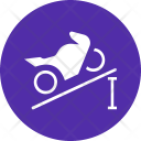 Power Torque Motorcycle Icon