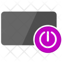 Credit Card Power Icon