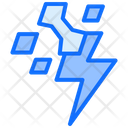 Power Light Thunder Icon