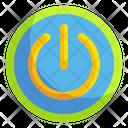 Power Energy Button Icon