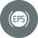 Power Steering Eps Icon