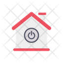 Power Button Turn Off Icon