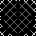Power Off Shut Icon
