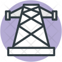 Power Transmission Pole Icon