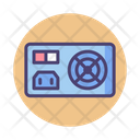 Power Ac Supply Icon