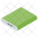 Phone Accessory Power Bank Battery Storage Icon