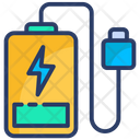 Bank Battery Charge Icon